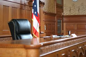 Criminal Defense Attorney, Cleveland, Ohio Courtroom Photo - Robert J. Garrity, Attorney at Law